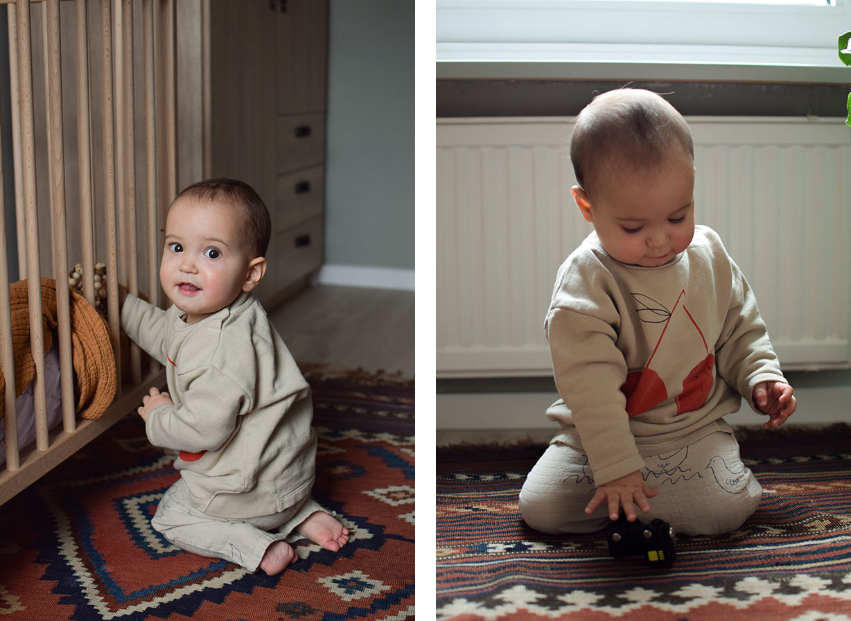 Sweater & Broekje Bobo Choses